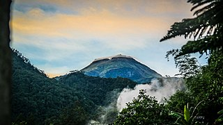 Mount Apo highest mountain in the Philippines