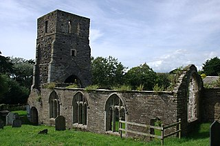 St Andrews Church, South Huish Church in Devon, England
