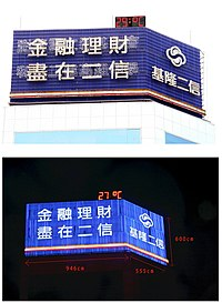 The Second Credit Cooperative of Keelung headquarters top ad 20120515.jpg