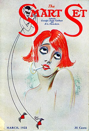 The Smart Set - Cover from March 1922