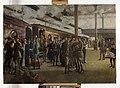The Staff Train at Charing Cross Station 1918 Art.IWMART1881.jpg