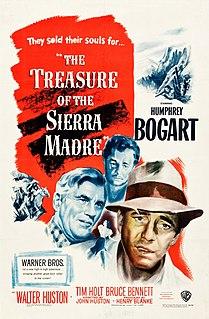 <i>The Treasure of the Sierra Madre</i> (film) 1948 film