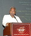 The Union Minister for Textiles, Dr. Kavuru Sambasiva Rao addressing at the Apparel Export Promotion Council (AEPC) Annual Award Function, in Gurgaon, Haryana on December 10, 2013.jpg