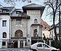 The Victor Babeș Museum from Bucharest (Romania).jpg