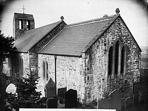 The church, Pencarreg NLW3361887.jpg
