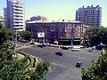 The crossroads of Komitas-Gyulbenkyan-Kasyan streets.jpg