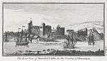 The east view of swansea castle, in the county of Glamorgan.jpeg
