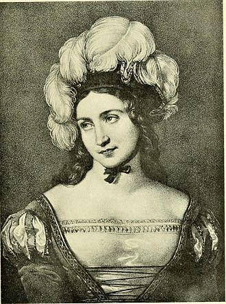 Joséphine Duchesnois - Joséphine Duchesnois playing Joan of Arc