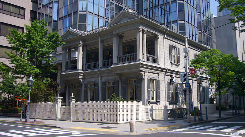 神戸旧居留地15番館