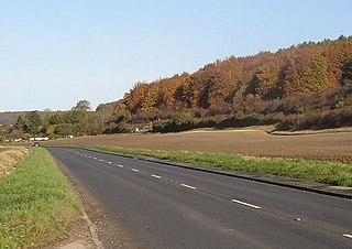 A4010 road Road in Buckinghamshire, England