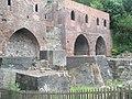The original blast furnaces at Blist Hill Open Air Museum - geograph.org.uk - 1456223.jpg