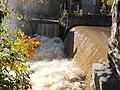 The rapids of the river Vantaa - panoramio.jpg