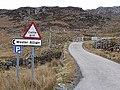 The road junction above Alligin Shuas - geograph.org.uk - 1803855.jpg
