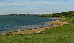 The south shore of the Hambleton Peninsula - geograph.org.uk - 1001100.jpg