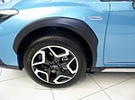 The tire wheel of Subaru 5AA-GTE XV Advance.jpg