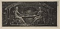 Thenot and Colinet Eat Their Evening Meal, from Thornton's Pastorals of Virgil MET DP816571.jpg