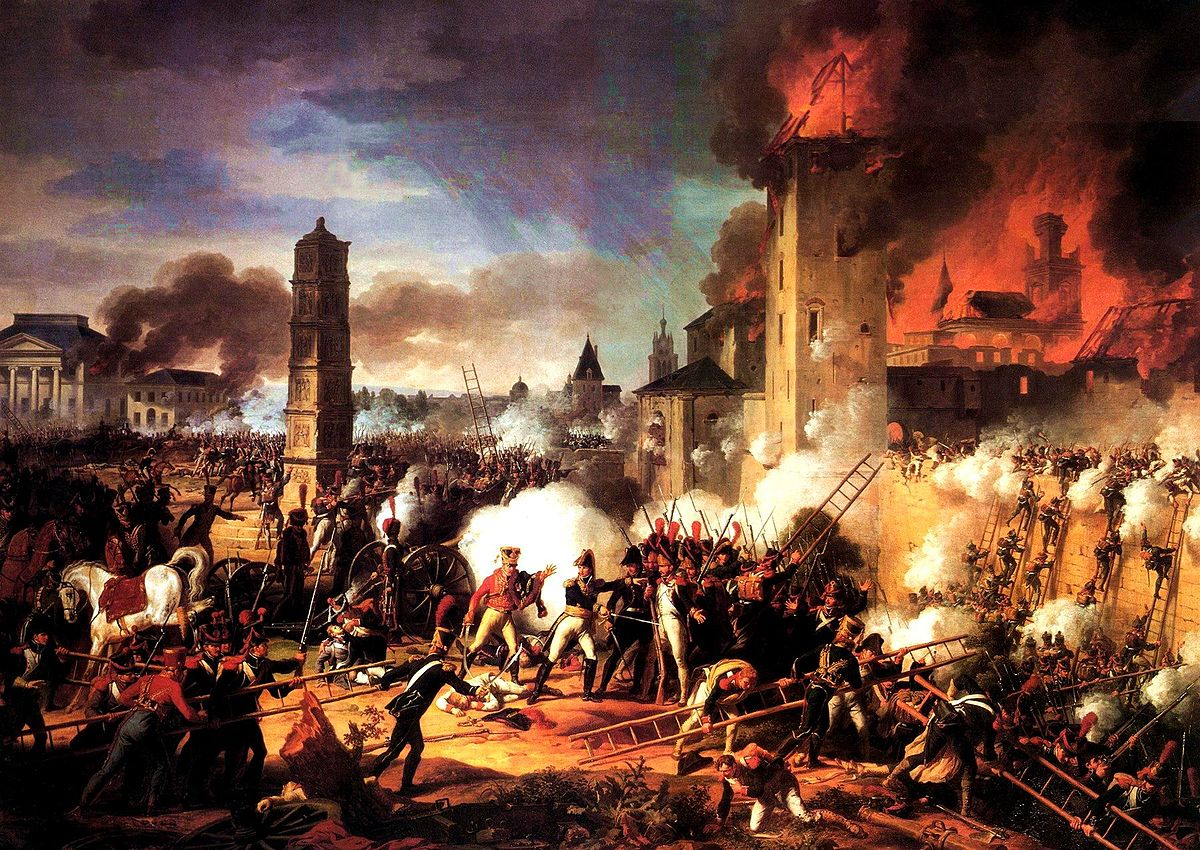 Incident Of The French Camp - Poem by Robert Browning