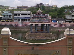 Thiruthani Murugan Temple town view.jpg