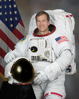 Thomas Marshburn American physician and NASA astronaut