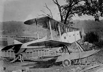 Thomas-Morse Aircraft - HS