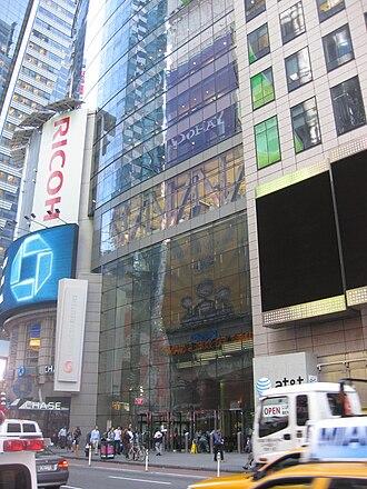 3 Times Square - 7th Avenue entrance