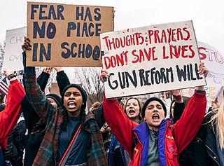 2018 United States gun violence protests