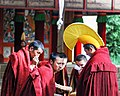 Tibetan Buddhist monks at Labrang 2012 004 (cropped).jpg