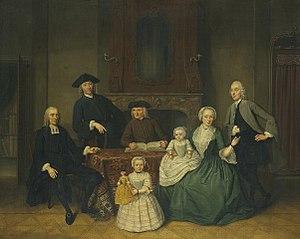 De Amsterdamse doopsgezinde familie Brak