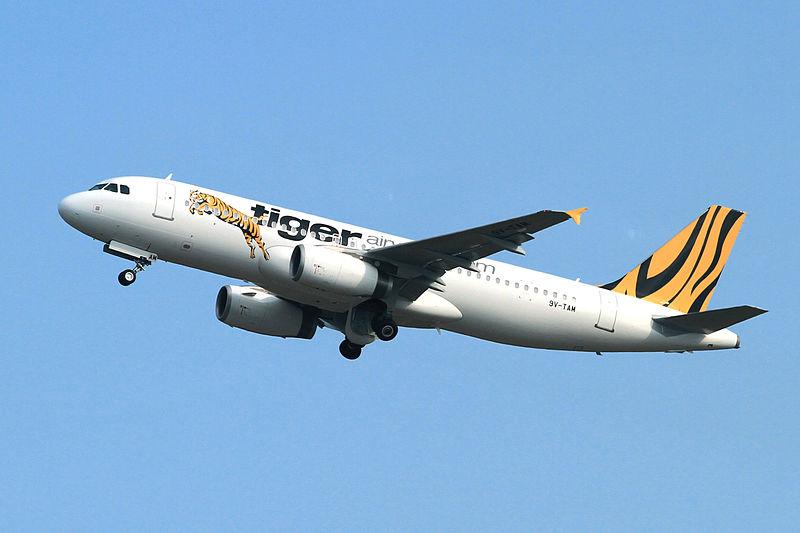 Budget flights to Yogyakarta and Bandung by Tiger Airways