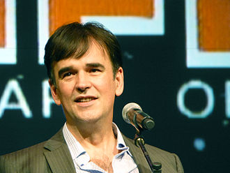 Tim Ferguson - Tim Ferguson at the DAAS Kapital DVD launch, April 2013