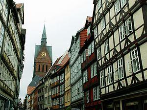 Hanover Wikitravel