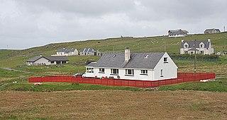 Timsgarry Human settlement in Scotland