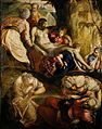 Tintoretto (Jacopo Robusti), Christ Carried to the Tomb, Venetian Painting Oil on canvas, about 1565.jpg