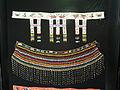 Tiriyó-Kaxuyana beadwork - Memorial dos Povos Indígenas - Brasilia - DSC00536.JPG