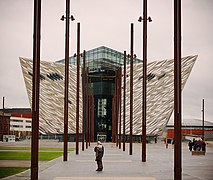 Titanic Belfast and slipways (geograph 3206620).jpg