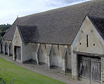 Tithe Barn at Barton Farm