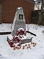 Tiverton , Burma Star War Memorial - geograph.org.uk - 1655068.jpg