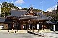 Toga-jinja, haiden-2.jpg