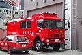 Tokyo Fire Dept Kanda Fire Station Kanda SC-1.JPG