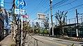 Tokyo metropolitan road 60 at Tateish 1-chome Katsushika 20190415 154357.jpg