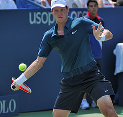 Tomáš Berdych at the 2010 US Open 02.jpg