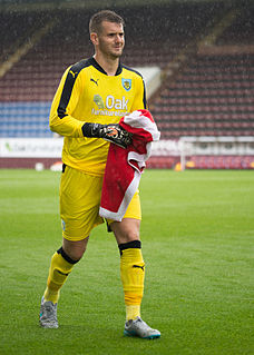Tom Heaton English association football player