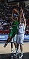 Tomas Delininkaitis attacks the basket.jpg