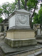 François-Joseph Lefebvre's tomb