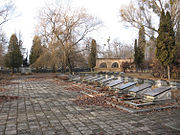 Tombs at Hill of Glory in Lviv.jpg