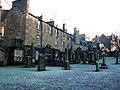 Tombstones in Greyfriars Church Yard - geograph.org.uk - 637789.jpg
