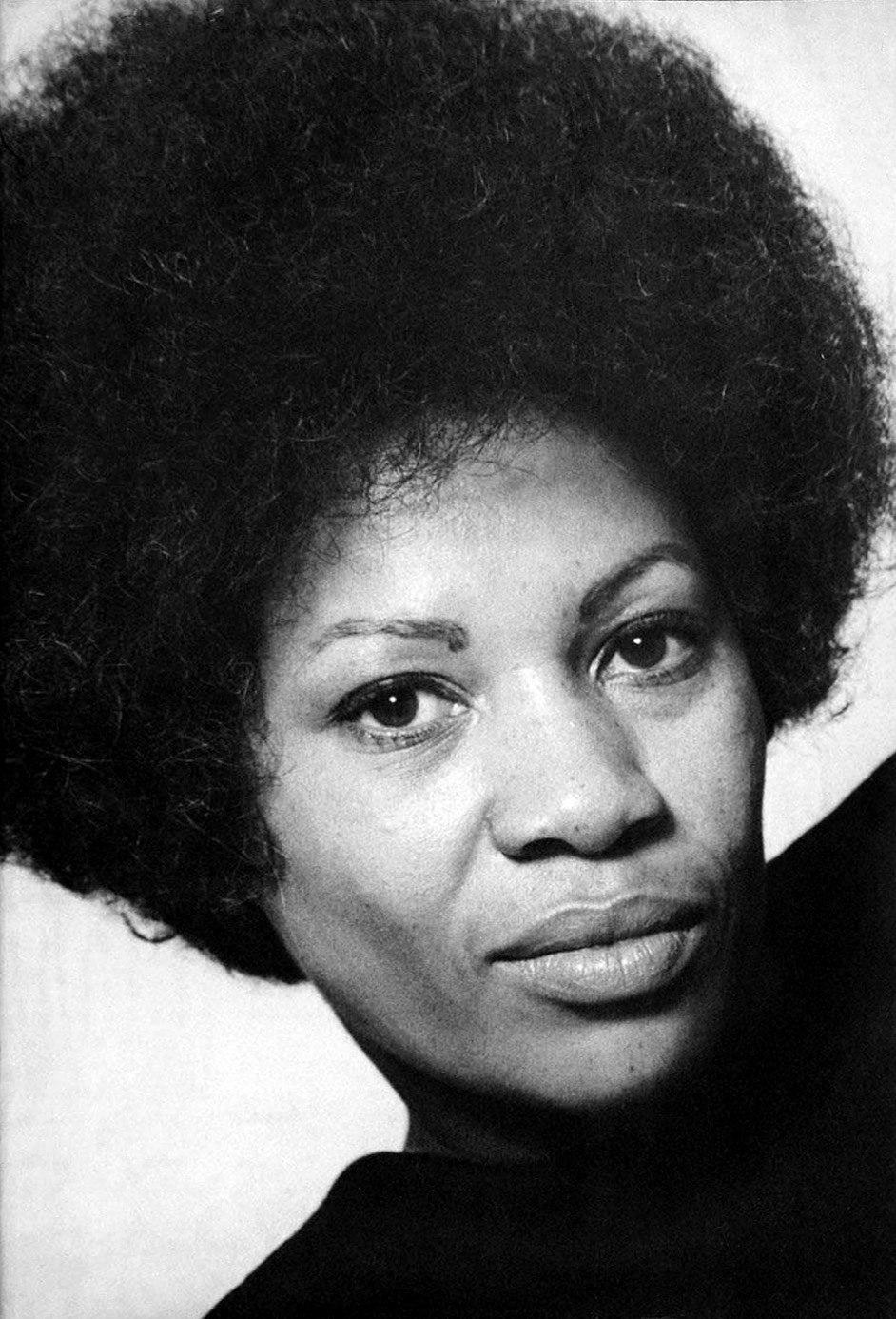 Toni Morrison (The Bluest Eye author portrait)
