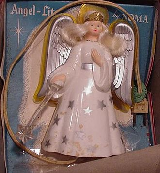 Tree-topper - Image: Topper Angel