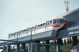Expo 61 - The monorail