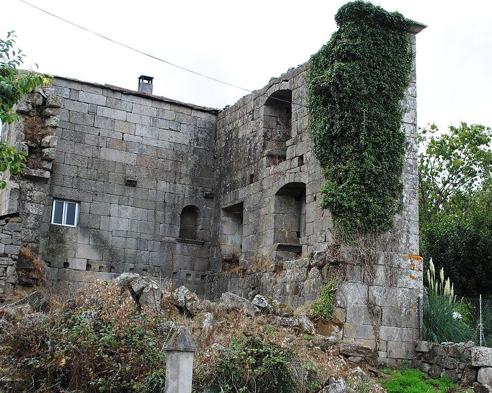 Torre de Riazón (BIC), Ombreiro, Lugo